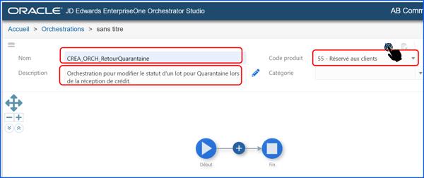2-Création de lorchestration_Tutoriel Orchestrator et nouveautés dans 9.2.5.3_Createch