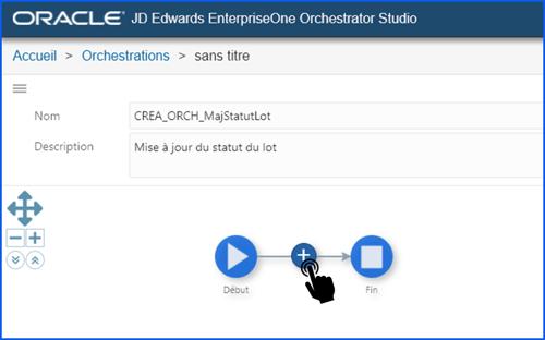 27 - lot vide_Création de lorchestration_Tutoriel Orchestrator et nouveautés dans 9.2.5.3_Createch