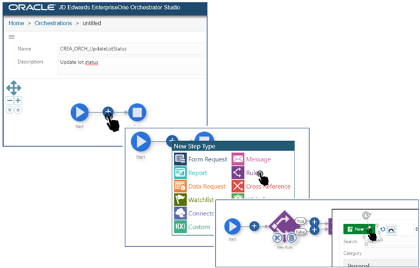 27-Creating the Orchestrator_Orchestrator Tutorial by Example and New Features Under 9.2.5.3_Createch