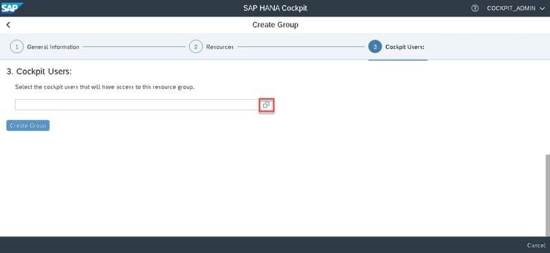27_cockpit users_Setting up the SAP Hana Cockpit _How to Configure the SAP HANA Cockpit 2.0