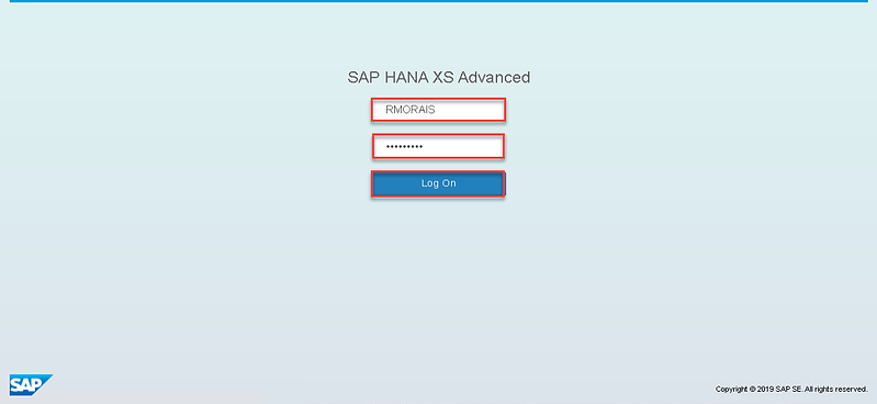 31_new user created_Setting up the SAP Hana Cockpit _How to Configure the SAP HANA Cockpit 2.0