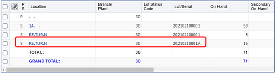 38_return location_Testing the Orchestration_Orchestrator Tutorial by Example and New Features Under 9.2.5.3_Createch