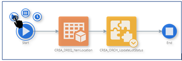 39_execute orchestration_Testing the Orchestration_Orchestrator Tutorial by Example and New Features Under 9.2.5.3_Createch