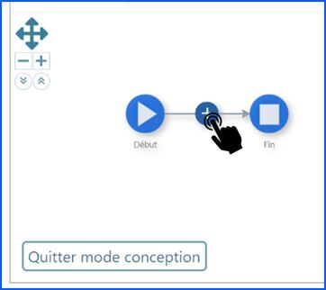 4-Quitter mode conception_Création de lorchestration_Tutoriel Orchestrator et nouveautés dans 9.2.5.3_Createch