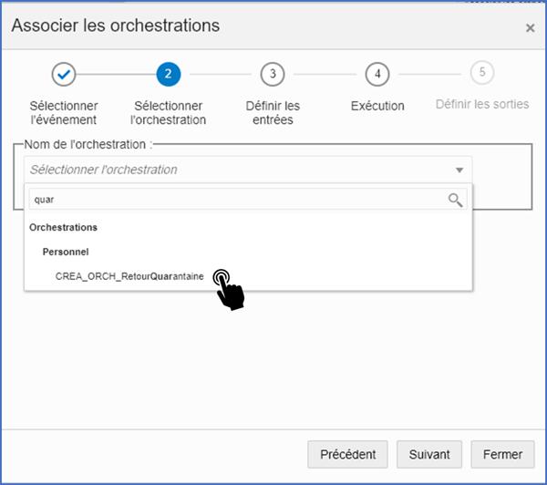 50_spécifier orchestrations_Création de lorchestration_Tutoriel Orchestrator et nouveautés dans 9.2.5.3_Createch-1