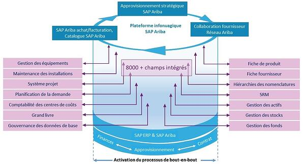 Approvisionnement stratégique SAP Ariba