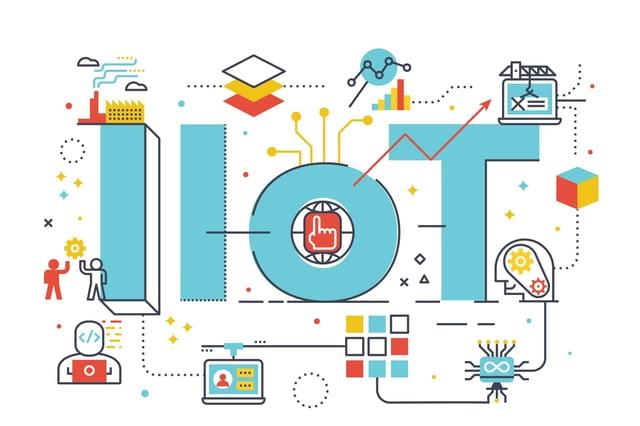 Internet industriel des objets_Comment introduire l'Internet des objets dans l'industrie manufacturière_Createch