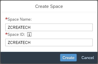 Space Management 2_Tutorial How to Model Data with SAP Data Warehouse Cloud_Createch