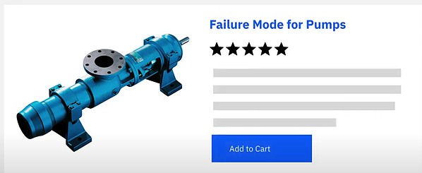 Failure mode for pumps_enable your digital twin journey with ibm solutions_Enabling digital twins within EAM in your digital transformation journey_eng