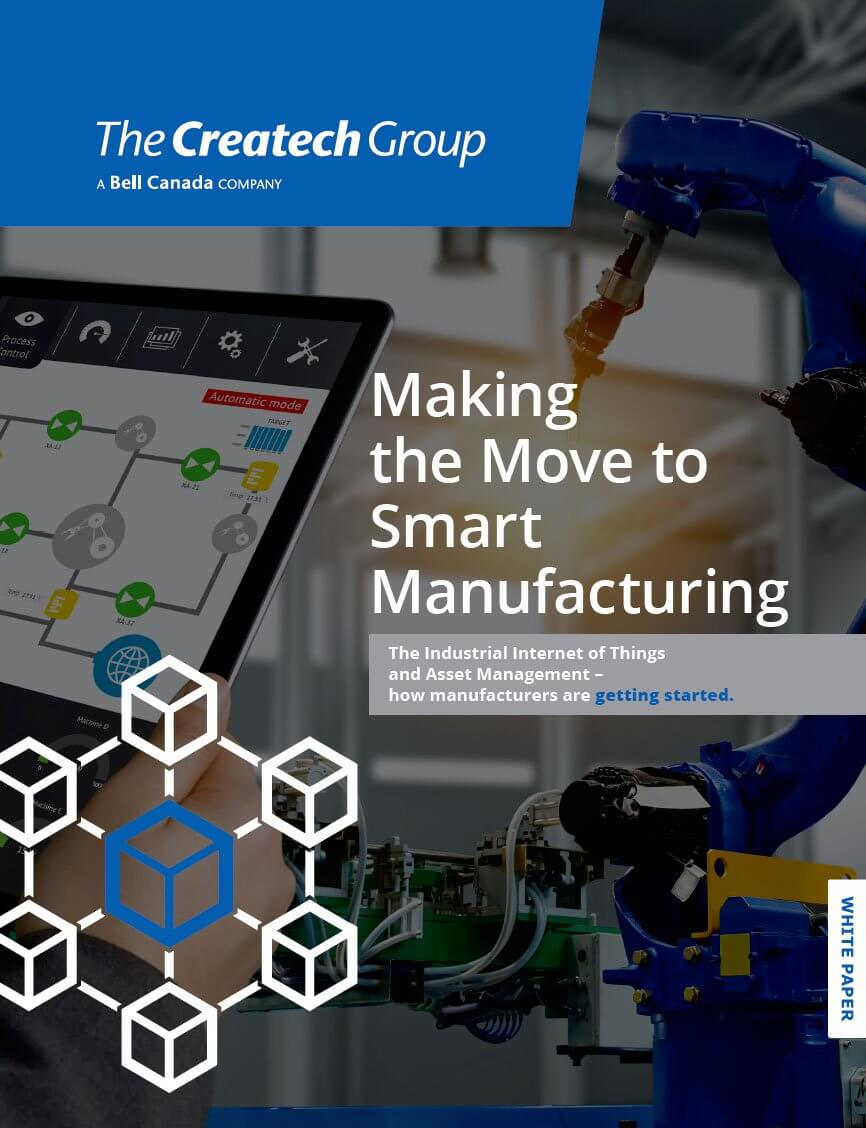 Industry 4 0 and Connected Manufacturing - Asset Management