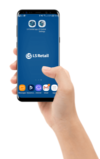 LS Central app