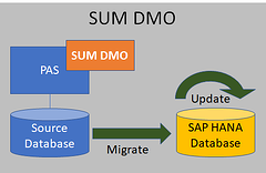 Migrating to SAP HANA Database_Classic DMO_Createch