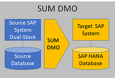 Migrating to SAP HANA Database_SUM DMO_Createch