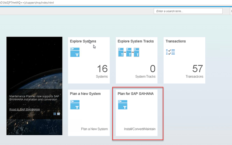 Run Early Maintenance Planner Session_Plan for SAP S4HANA Maintenance Planner_SAP S4HANA Conversion Project_Lessons Learned_Createch