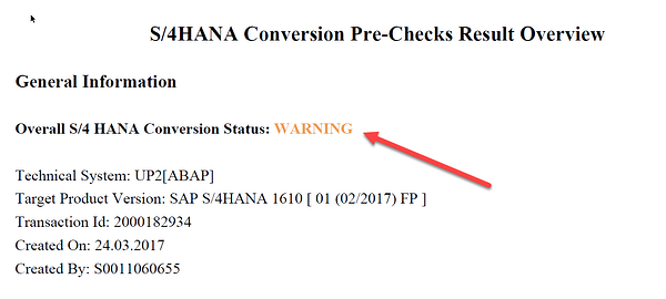 Run Early Maintenance Planner Session_S4HANA Conversion Pre-Checks Result Overview_SAP S4HANA Conversion Project_Lessons Learned_Createch