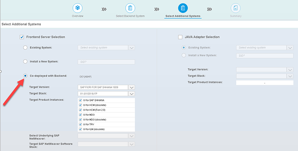 SAP Fiori Front-End Server Co-Deployed with Back-End_SAP Landscape Deployment Guide Options_SAP S4HANA Conversion Project_Lessons Learned_Createch