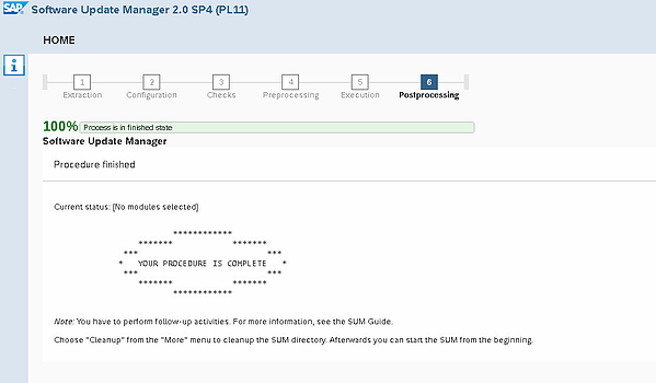 SUM Completion_SAP S4HANA Conversion Doesnt End With Migration of Database_SAP S4HANA Conversion Project_Lessons Learned_Createch