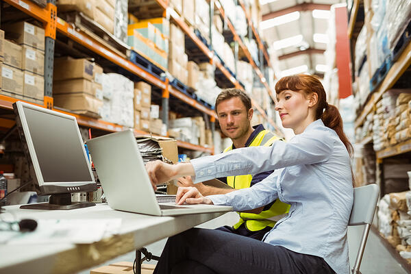 Warehouse management solution (WMS)_Is Your Warehouse Layout Effective?_Createch