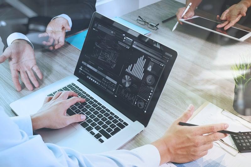 Le contexte: révolution numérique et industrie 4.0_Solutions EPM : Améliorez la performance de votre entreprise_Createch