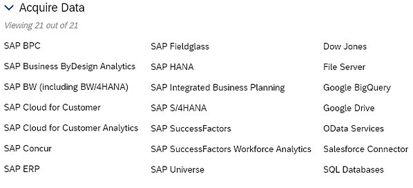 The Different Data Import Methods_How Much Do You Know About SAP Analytics Cloud_Createch